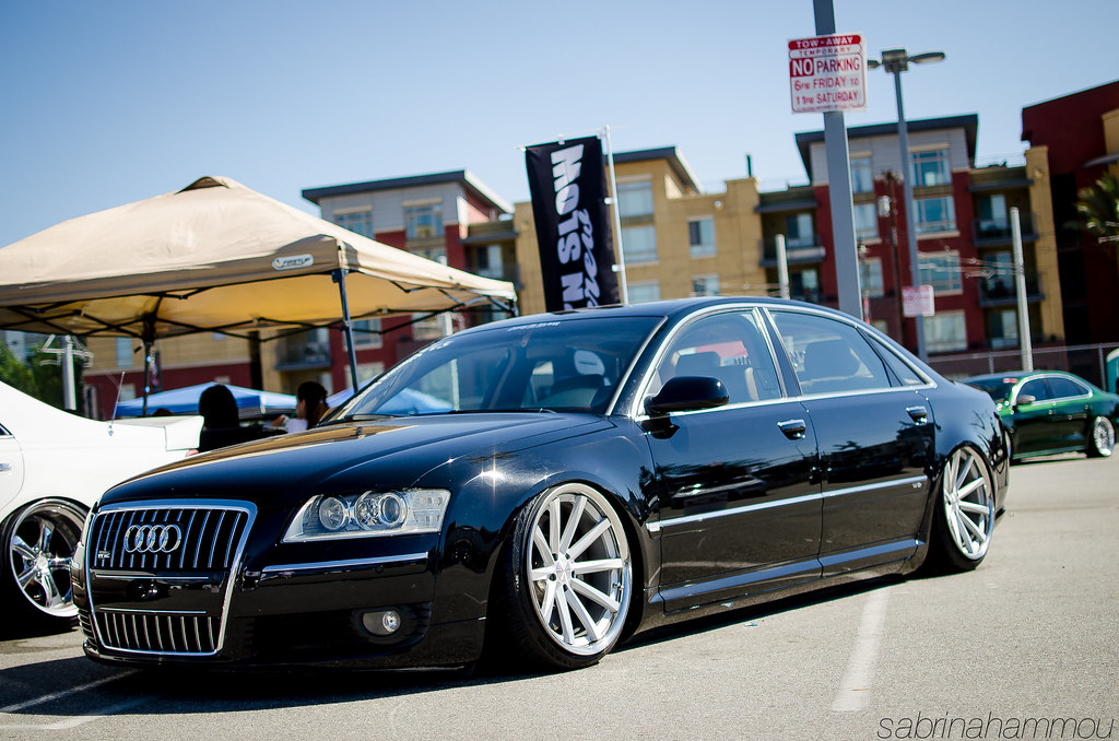 Audi A8 Stancenation Amp Showoff Nisei Edition 2013