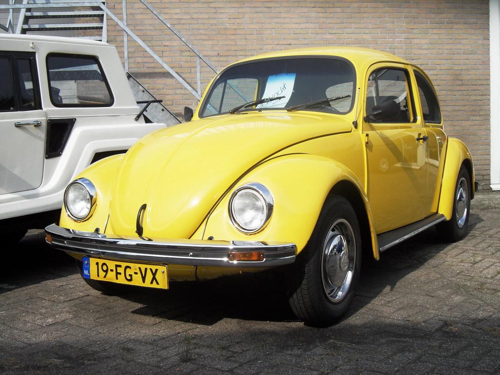 1996 Volkswagen Beetle 19 Fg Vx 1996 Volkswagen Beetle