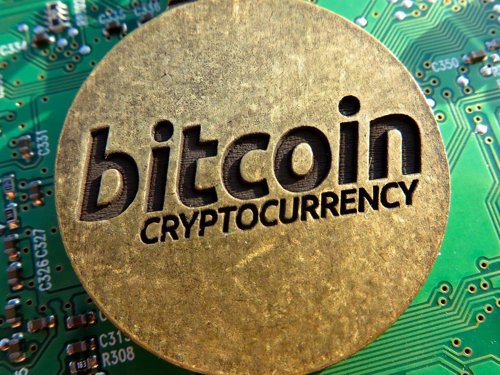 Bitcoin IMG_3409 | Bitcoin over circuit board | BTC ...