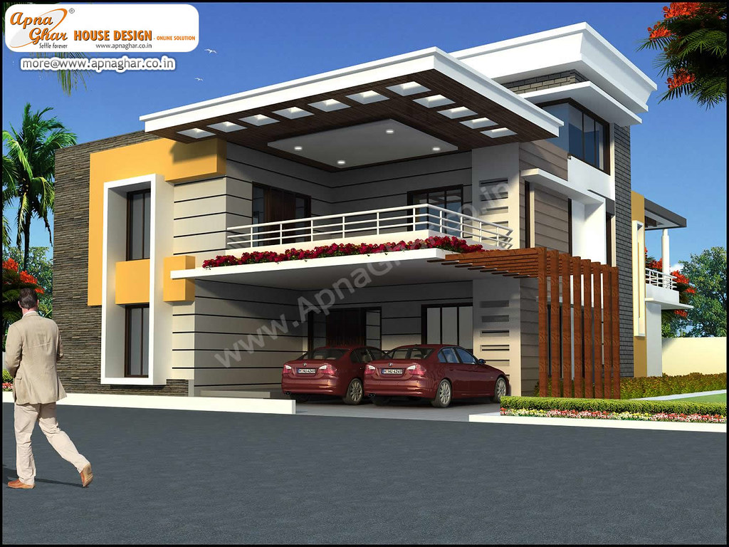 Beautiful 5 Bedrooms Duplex House