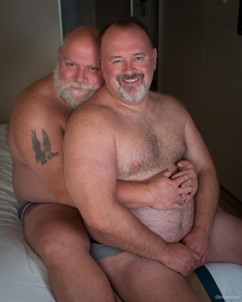 chubby gay men in underwear