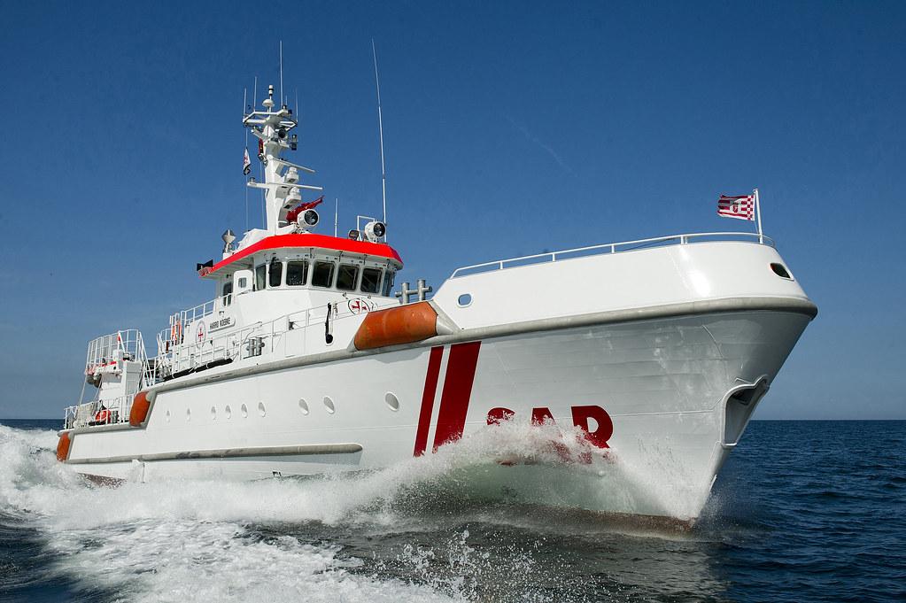 Seenotrettungskreuzer Harro Koebke 13