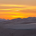 Sunset Over Kelso Dunes (200mm)