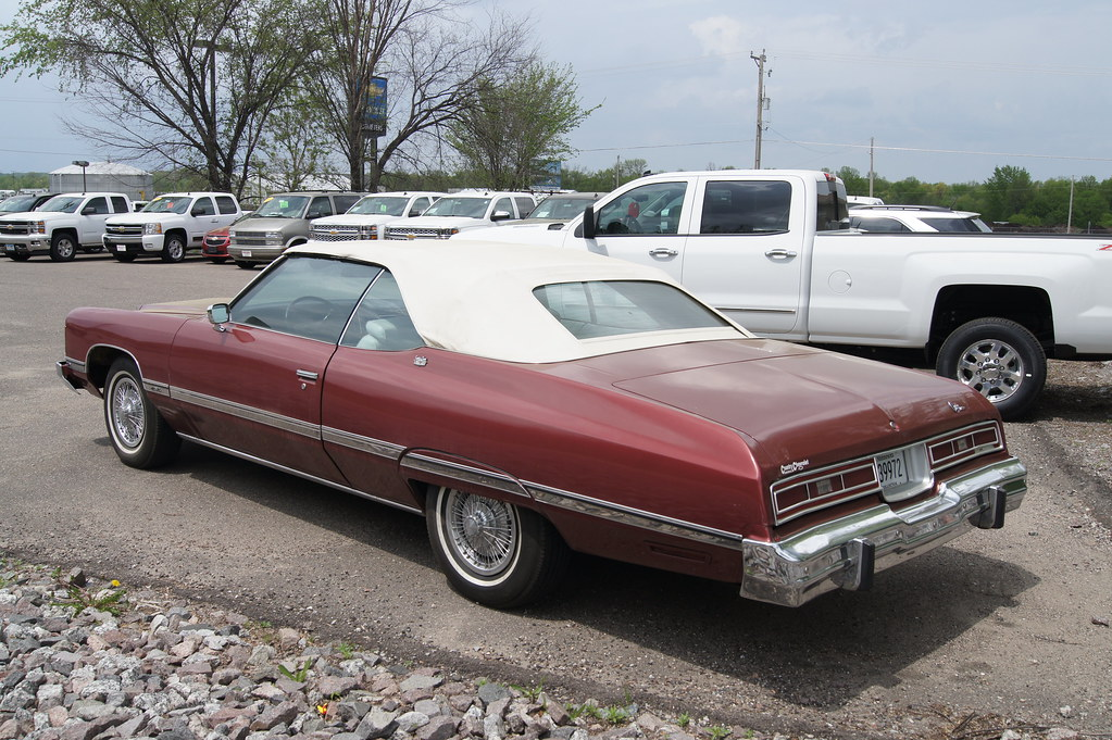 New Chevy Impala >> 74 Chevrolet Caprice   On the way back from: 40th ANNUAL ...