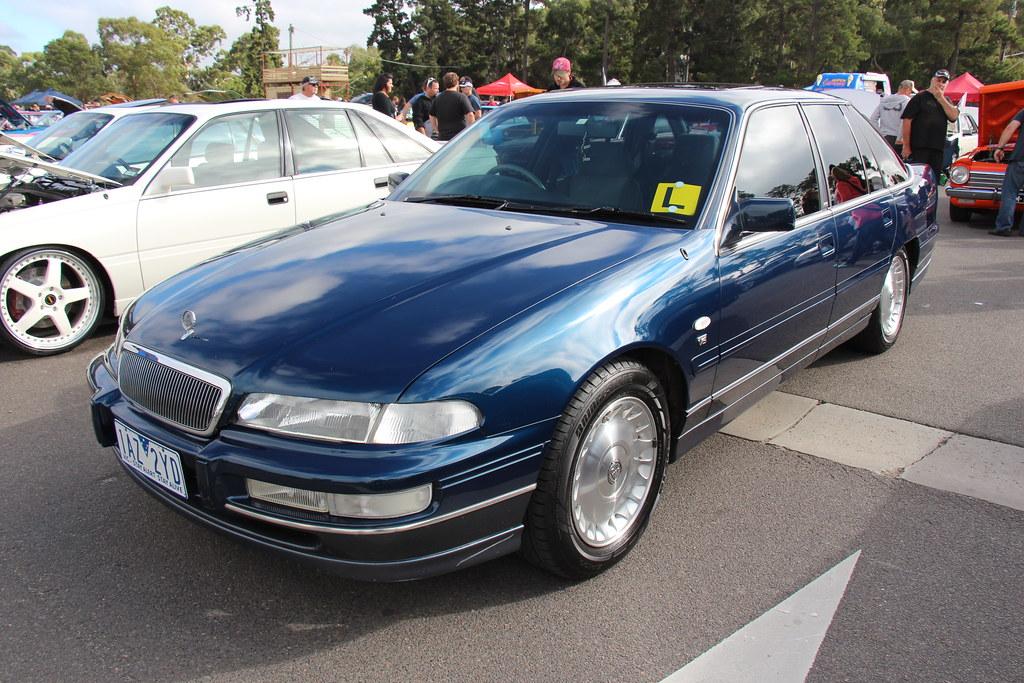 1998 Holden VS Statesman Sedan | The VS Statesman was ...