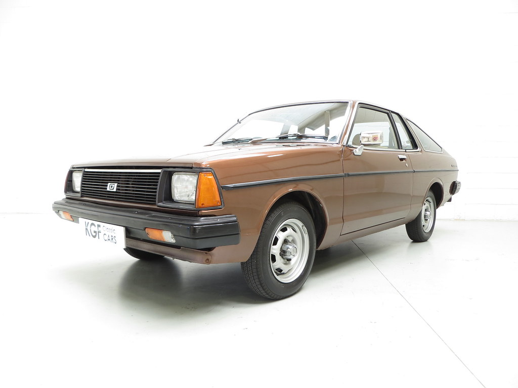 Datsun Sunny Coupe Kgf Classic Cars Flickr