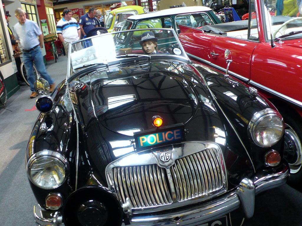 Lakeside Motor Museum Russell Davies Flickr