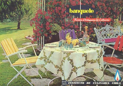 Banquete, Nº 112, Junho 1969 - capa, contra-capa