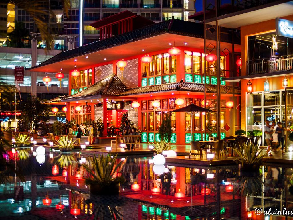 Royal Flush Chinese Restaurant Olympus Digital Camera