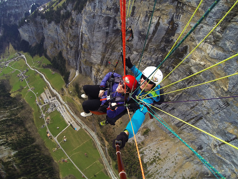 Paragliding LBN