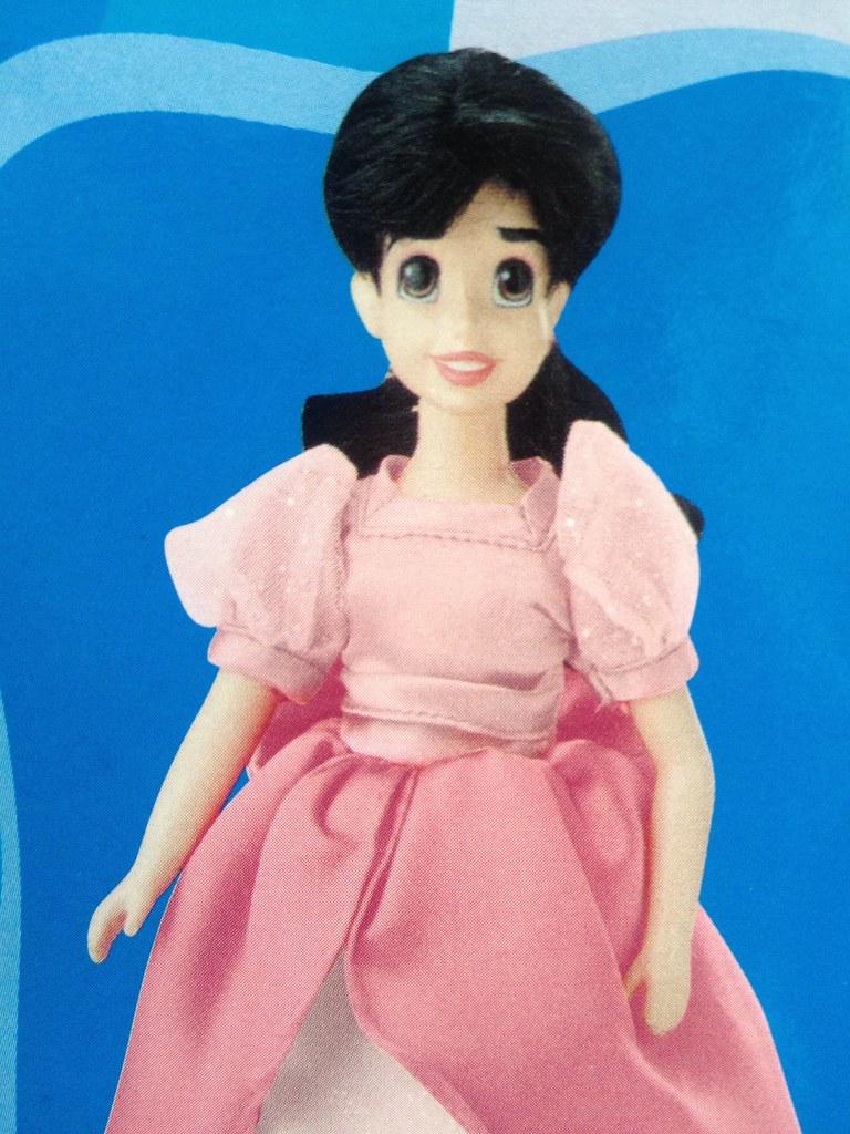 The Little Mermaid 2 Melody Doll (Dress)   L Lisbon   Flickr