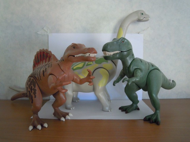 Playmobil dinosaurs flickr photo sharing - Dinosaur playmobile ...