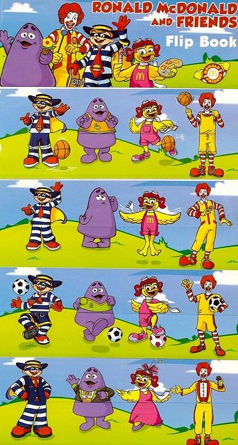 Ronald McDonald and FriendsRonald Mcdonald And Friends