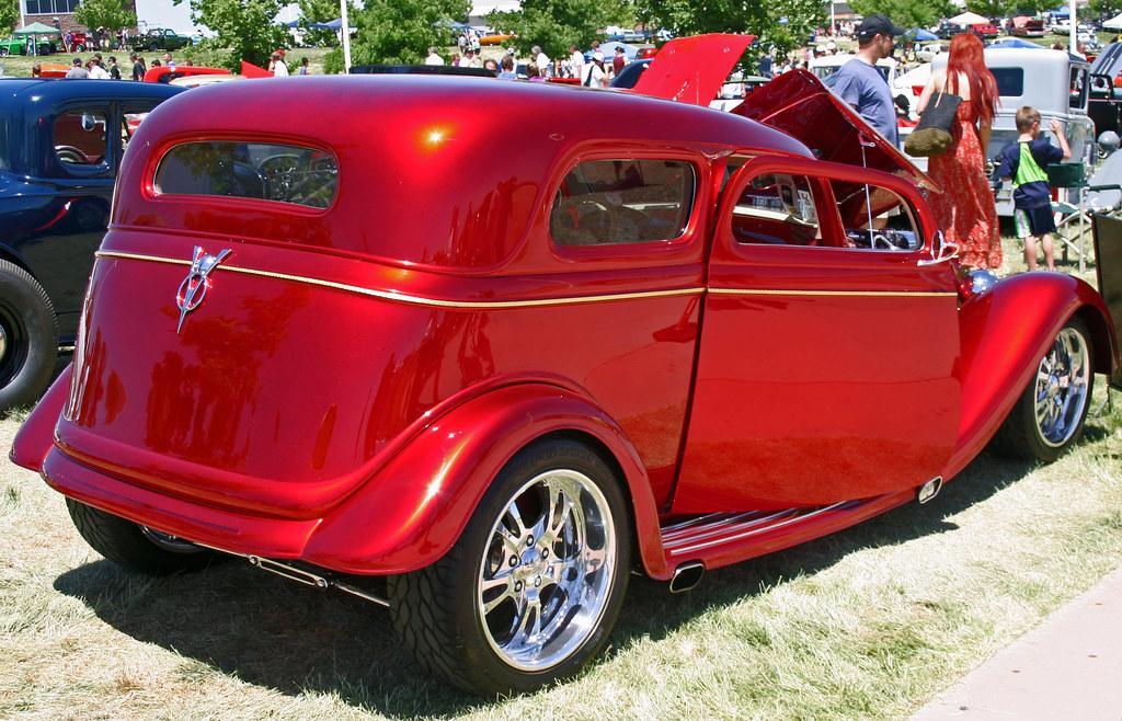 1933 ford 2 door victoria sedan coconv flickr for 1933 ford 4 door sedan