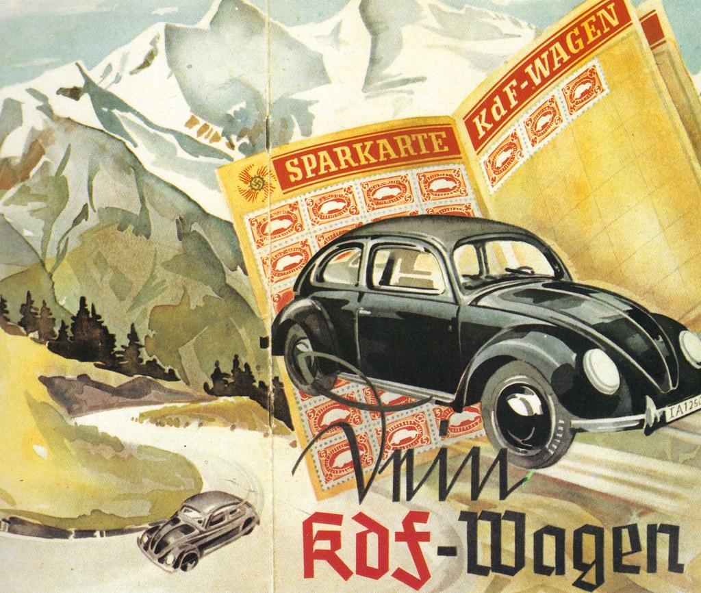 Volkswagen Beetle 1939 brochure | Jay Leno in an a Classic 1… | Flickr