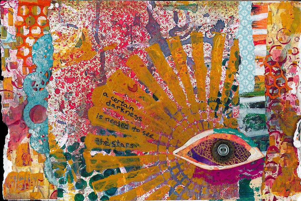 Art Journal - A Certain Darkness
