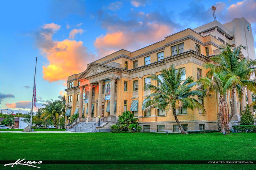 Historic Palm Beach Hotel