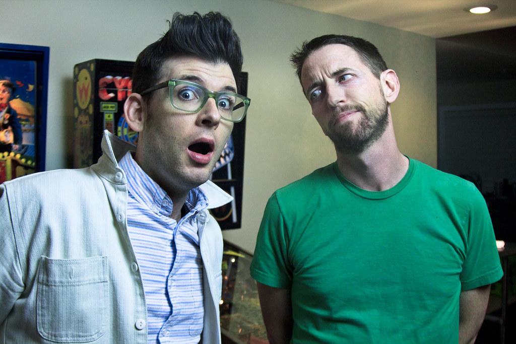Moshe Kasher & Neal Brennan   Comedians, Moshe Kasher and ...