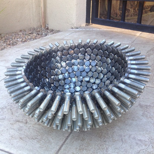 Barry Ferich Ferric Creations Art Metal Sculpture Art