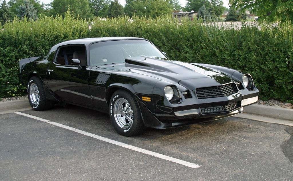 1980 Chevrolet Camaro Z28 Sport Coupe Coconv Flickr