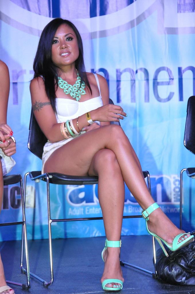 Sexy Legs And Heels Of Kaylani Lei  Follow Kaylani On -7905