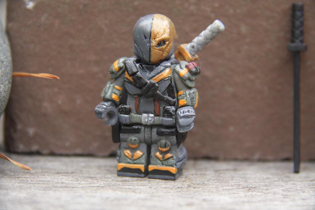 deathstroke lego-#44