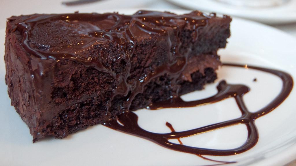 Торт брауни в мультиварке фото рецепт