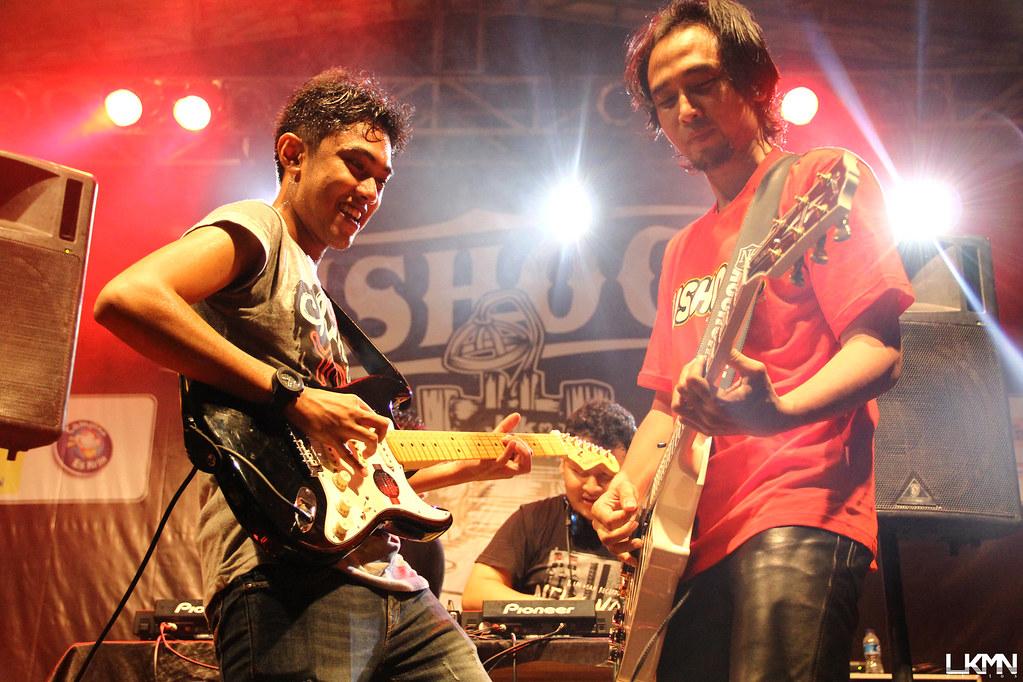 Angger Dimas Concert Angger Dimas And Piyu | by