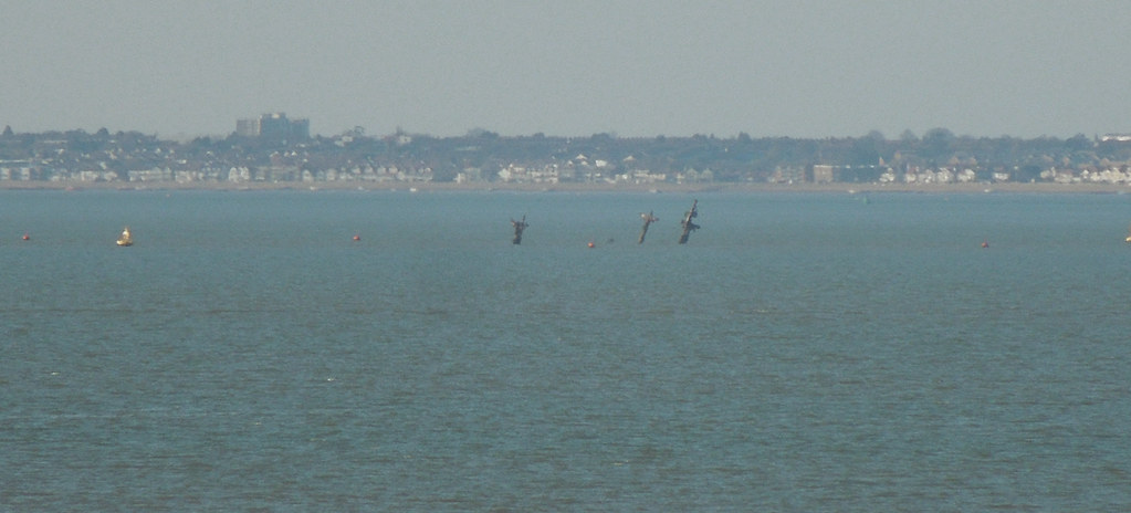 Wreck Of The SS Richard Montgomery Thames Estuary  Flickr