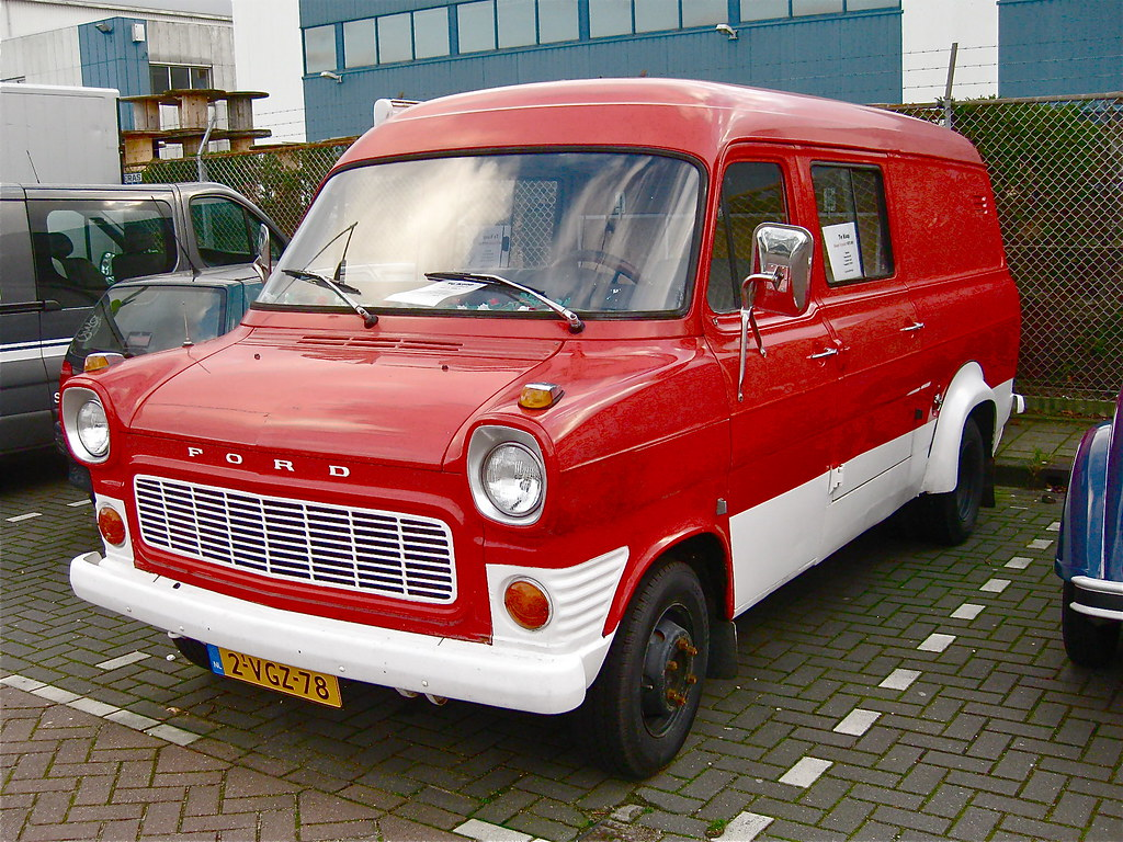 1973 ford transit mk1 130 well restored transit equipped flickr. Black Bedroom Furniture Sets. Home Design Ideas