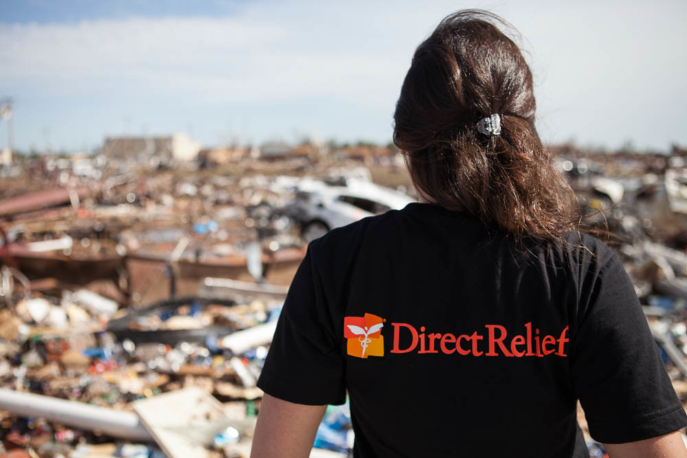 2013 Moore Ok Tornado Response Direct Relief Staff Were