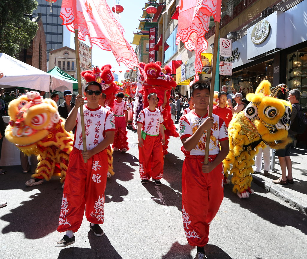 Lion Dance Group 105