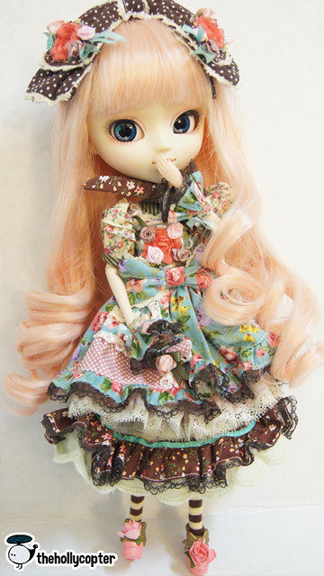 Rosy pullip alice du jardin pink flickr photo sharing for Alice du jardin pullip