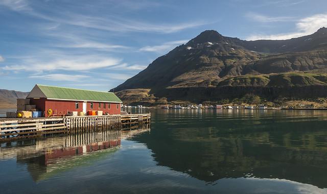 Un lugar llamado Seyðisfjörður