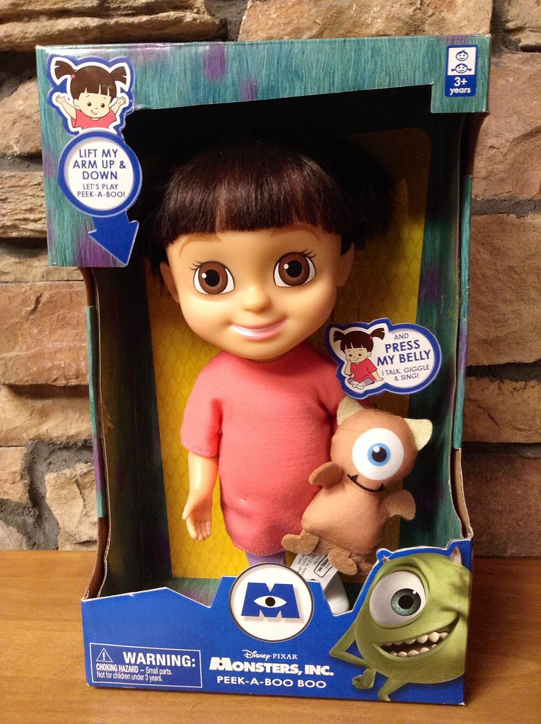 Boo Doll Monsters Inc uk Monsters Inc Boo Doll | Flickr