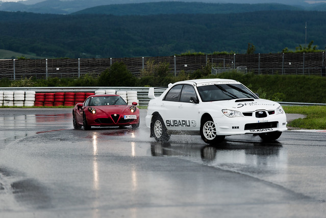 Alfa vs. Subaru