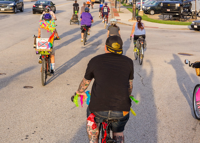 Akron Bike Party