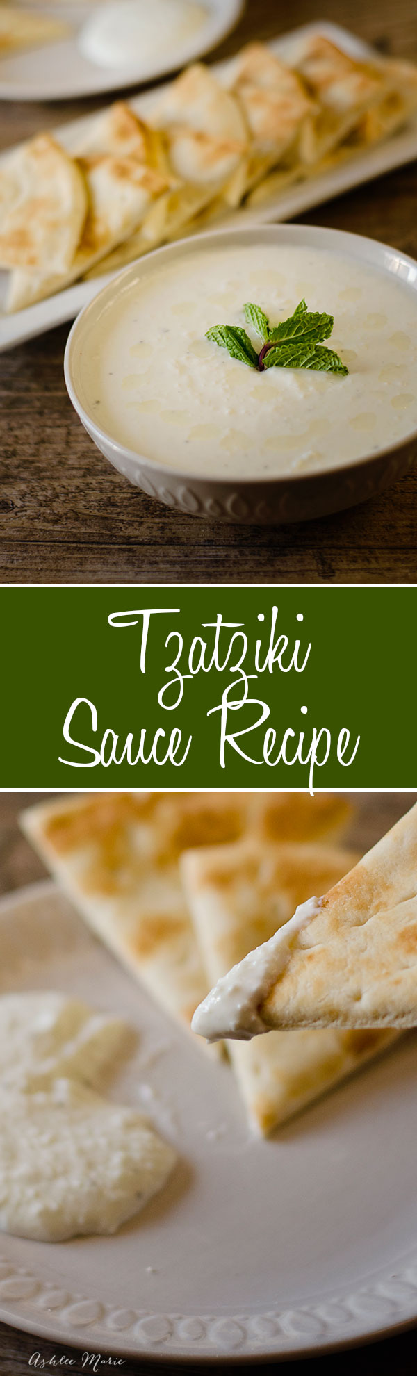 I love Greek food, and a staple in good greek food is an amazing Tzaziki sauce recipe. This one is it, i make it all the time to go with homemade gyro or just to enjoy with pita bread