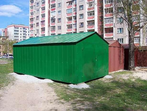 Автомобильные гаражи в Перми
