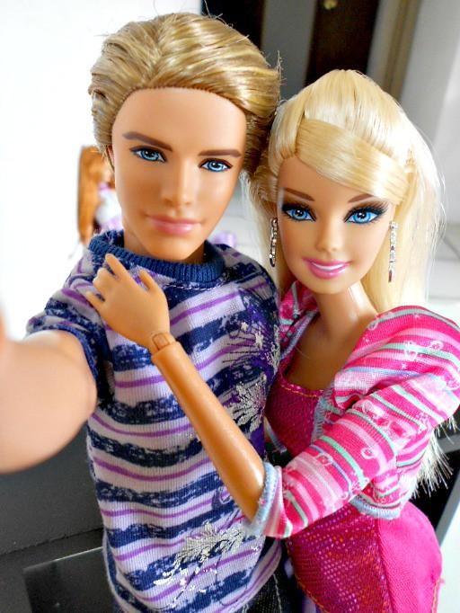 Barbie ken enjoy valentine 39 s day happy valentine 39 s day flickr - Image barbie et ken ...