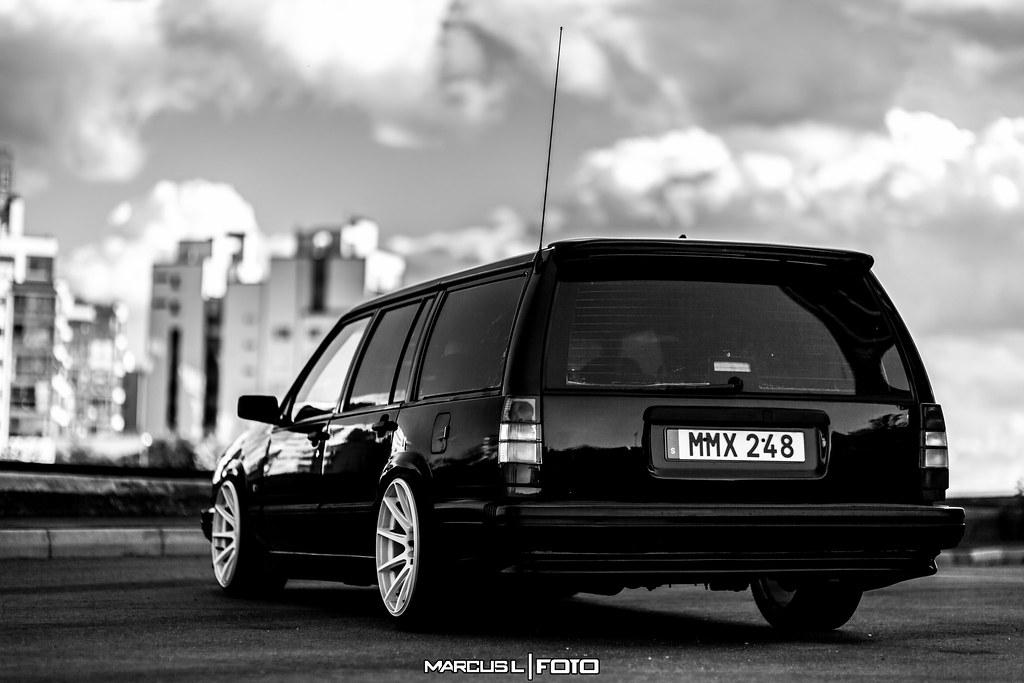 Volvo 745 V8 | Photocredit: Facebook: MarcusLFoto - Instagra… | Flickr