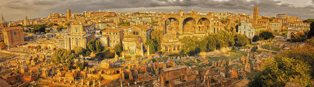 Ancient Italy Beautiful Art Of Nature