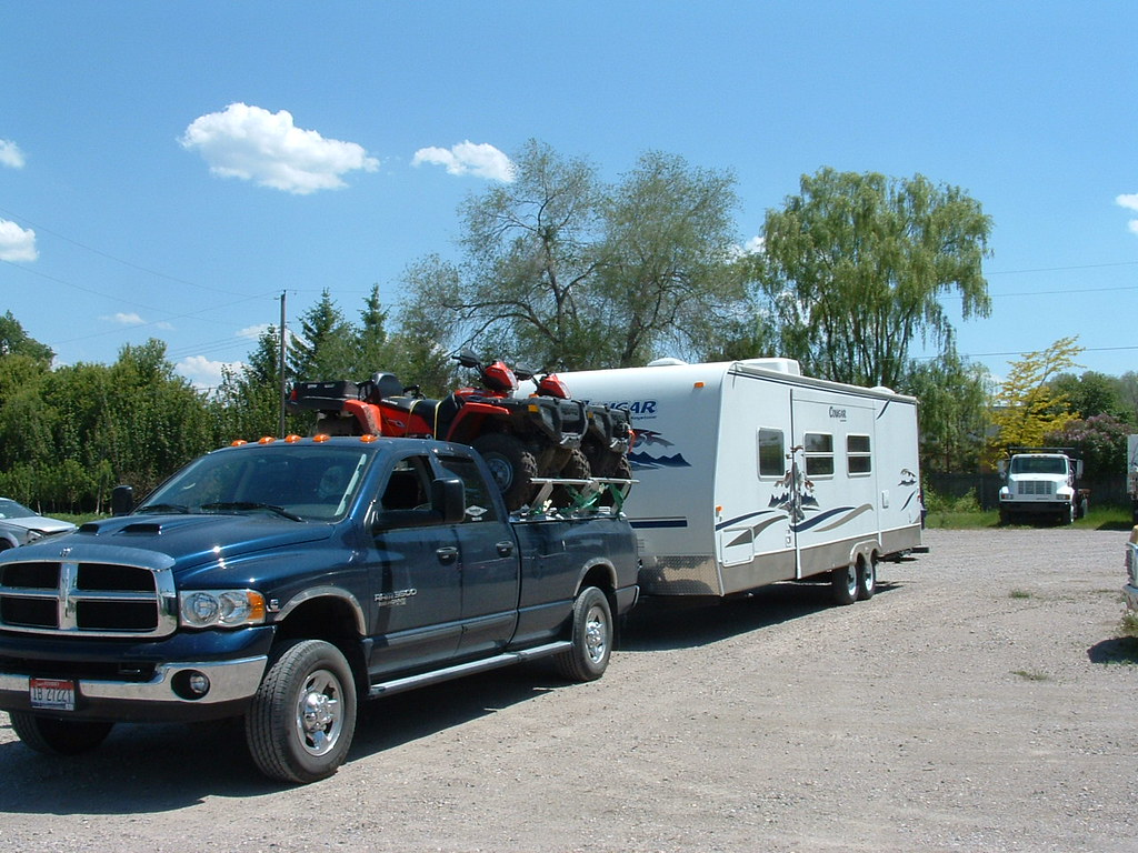 Atv Travel Trailer