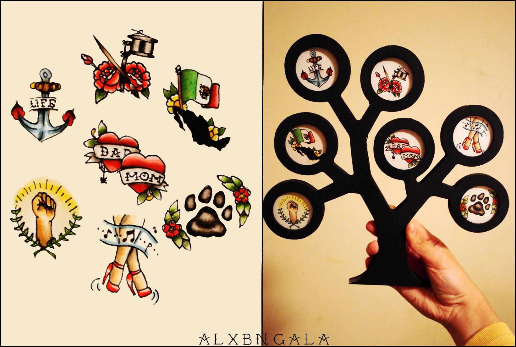 all sizes tree by alejandra l manriquez flickr photo sharing. Black Bedroom Furniture Sets. Home Design Ideas