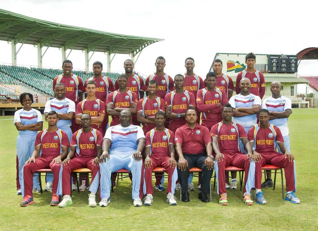 West Indies 2013 Team West Indies Under19 Team