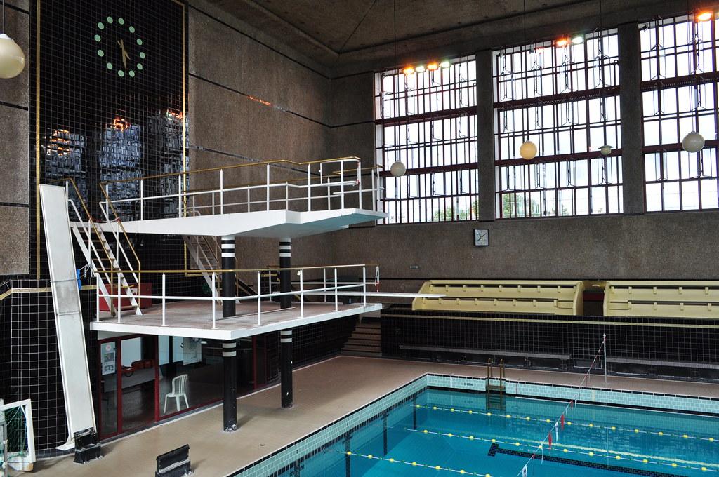 plongeoir et bassin piscine juda que 1934 rue juda que
