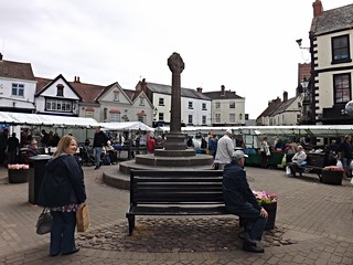 Market Day Knaresborough