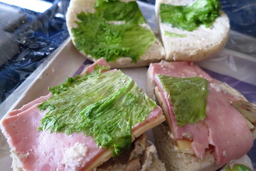 Sandwich filling