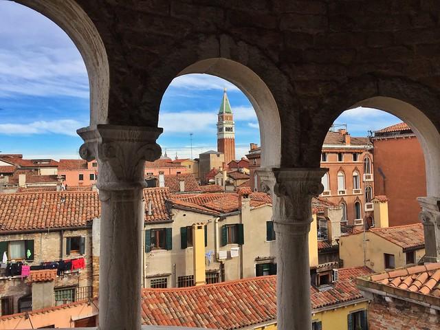 Scala Contarini del Bovolo. ¿Las mejores vistas de Venecia?