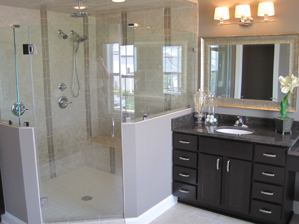 Master Bathrooms Without Bathtubs master bathroom ideas without tub. master bath designs without a